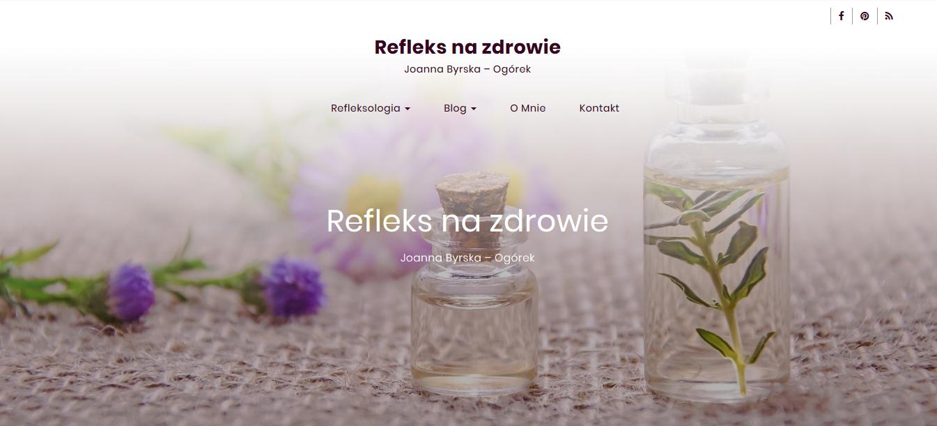 refleksologia Bielsko Biała