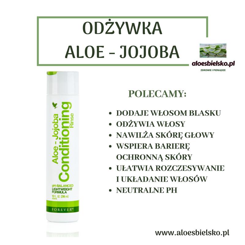 Odżywka do włosów aloe-jojoba Bielsko, Wapienica, Aleksandrowice, produkty Forever