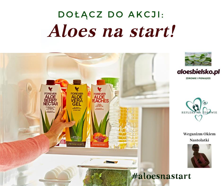 Kampania Aloes na start!