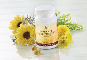 Pyłek pszczeli w tabletkach