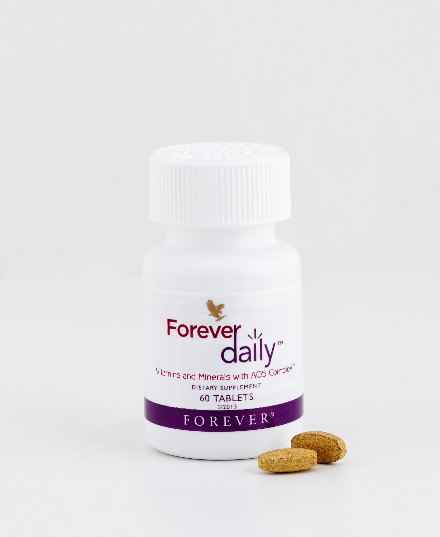 Forever Daily™ - odżywia i chroni organizm.